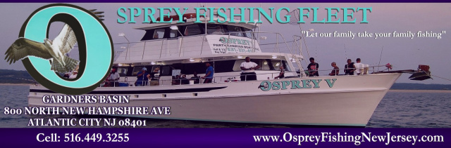 Welcome To The Osprey Fishing Fleet Long Island Ny Port